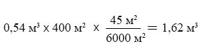 Формула №15 - холодное водоснабжение