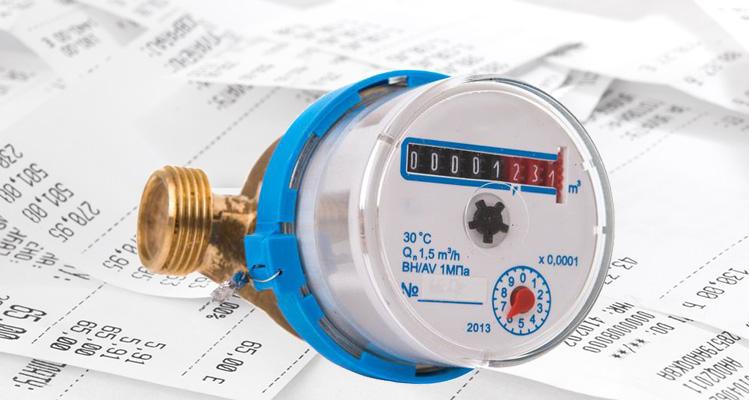 Расчет платы за холодное водоснабжение в МКД